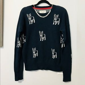 French Bulldog Abercrombie Sweater